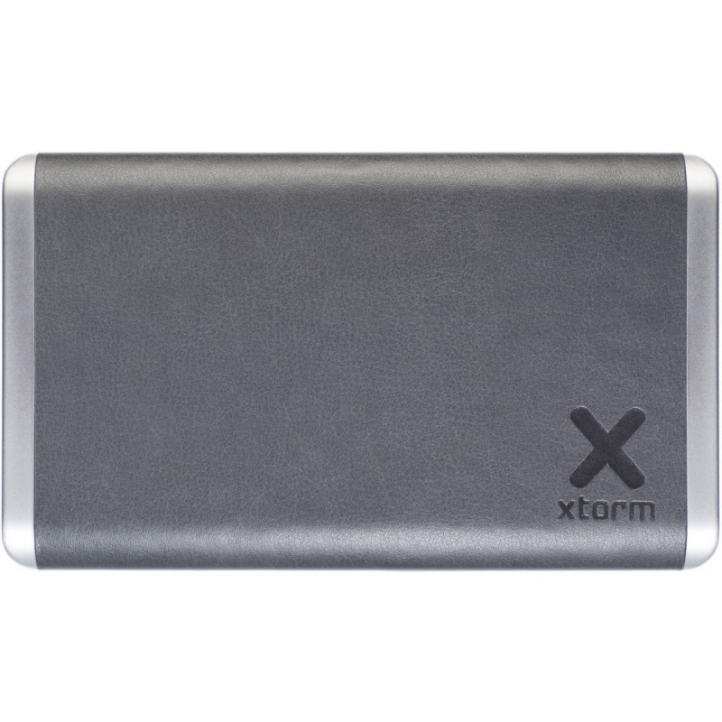 A-Solar Xtorm AL435 Powerbank Exclusive Graphite Leder 5000 mAh