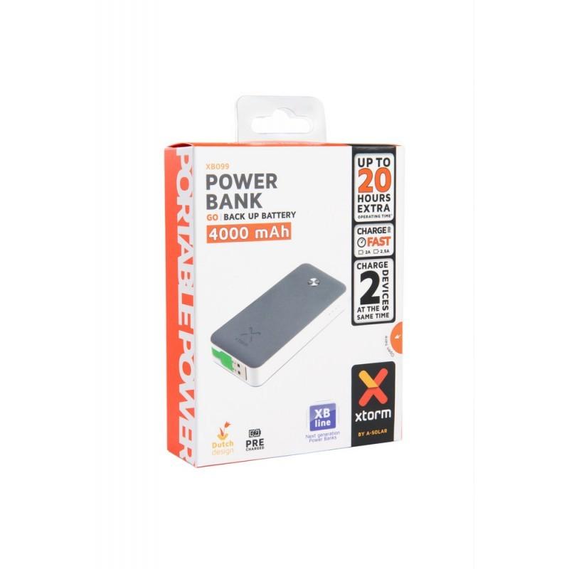 A-Solar Xtorm XB099 Powerbank Go 4000 mAh