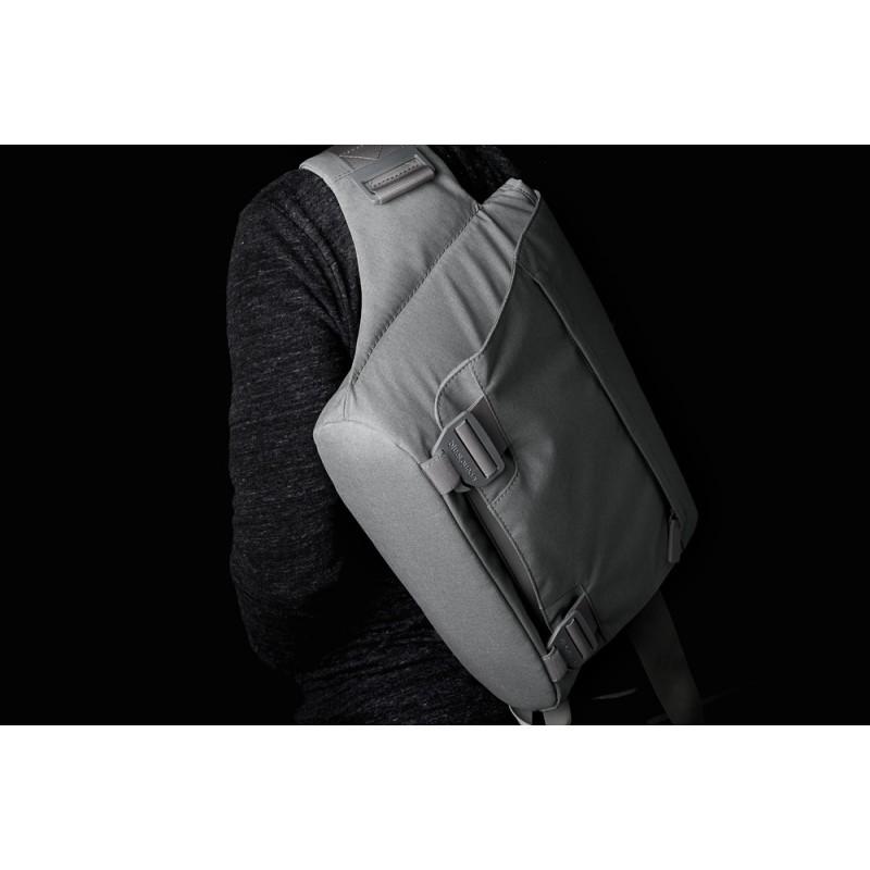 Bluelounge Messenger Bag Small MacBook 13 / 15 inch Grau