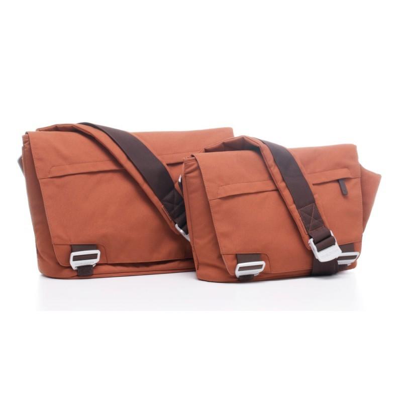 Bluelounge Messenger Bag Small MacBook 13 / 15 inch rostbraun