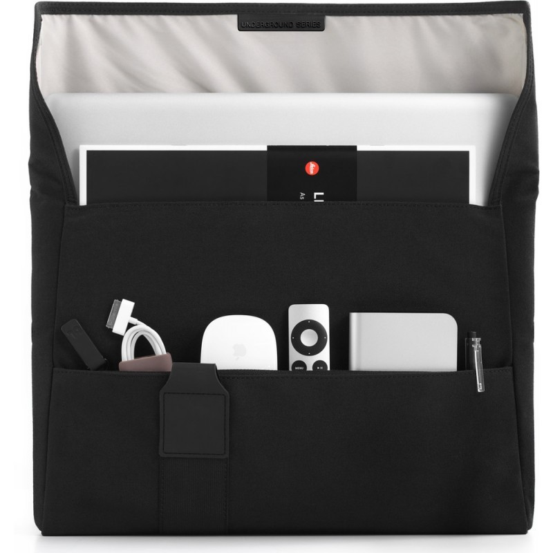 Bluelounge Sleeve MacBook Pro 17 inch schwarz