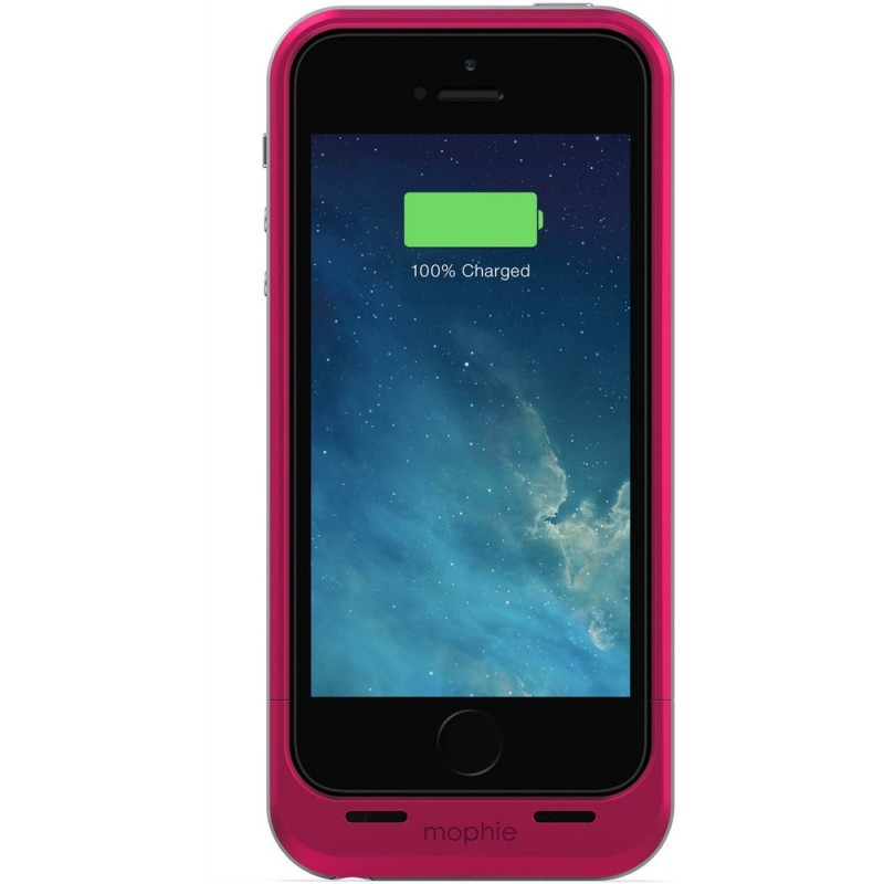 Mophie juice pack air iPhone 5(S)/SE rosé