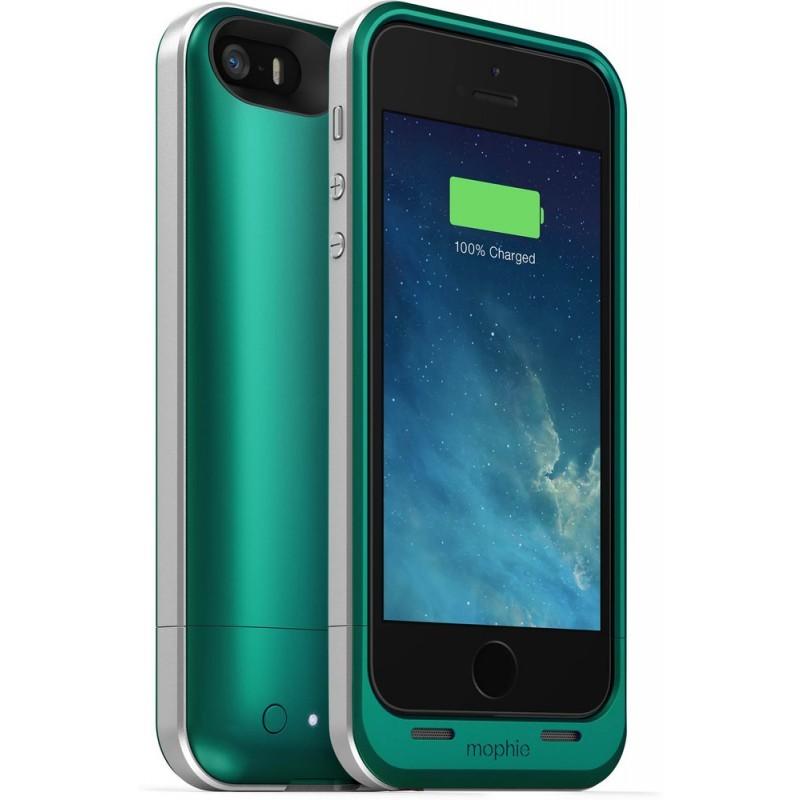 Mophie juice pack air iPhone 5(S) grün
