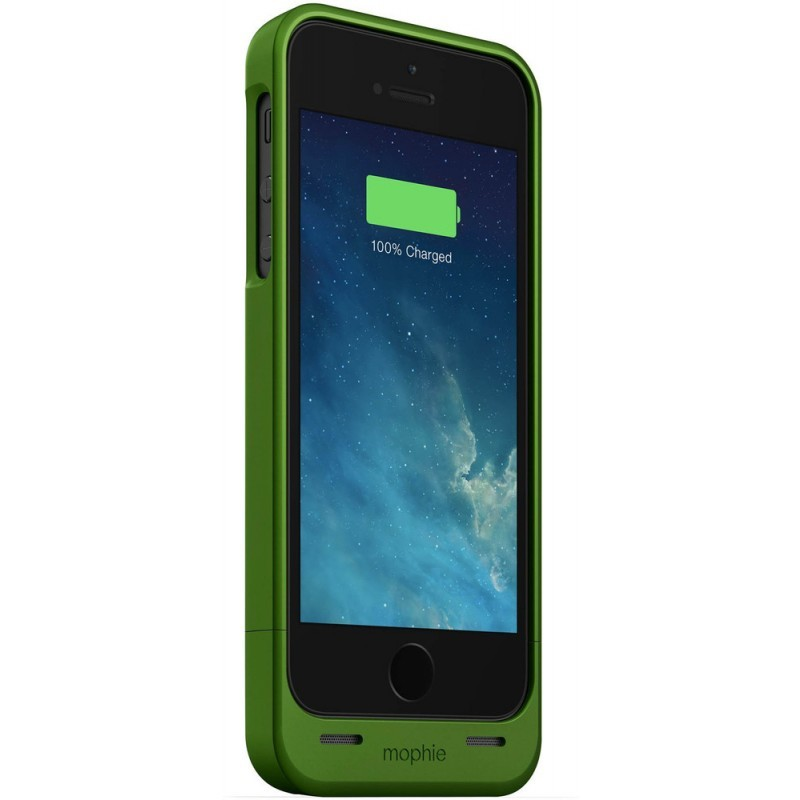 Mophie juice pack helium iPhone 5(S)/SE 1500 mAh grün