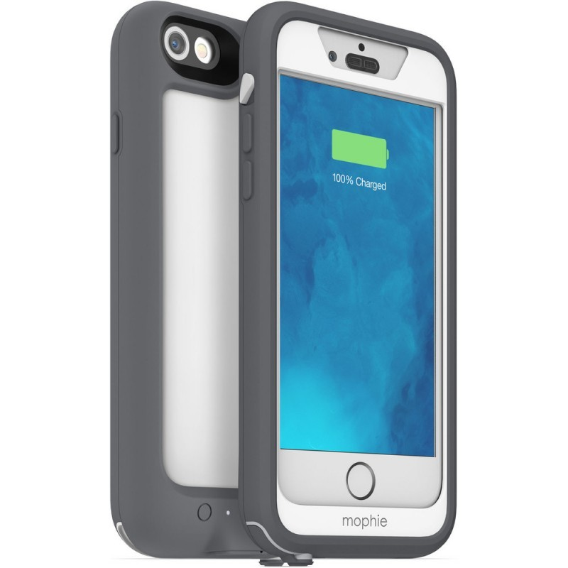 Mophie juice pack H2PRO iPhone 6(S) 2750 mAh weiß