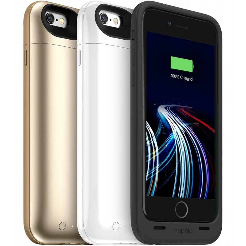 Mophie juice pack ultra iPhone 6(S) 4000 mAh schwarz