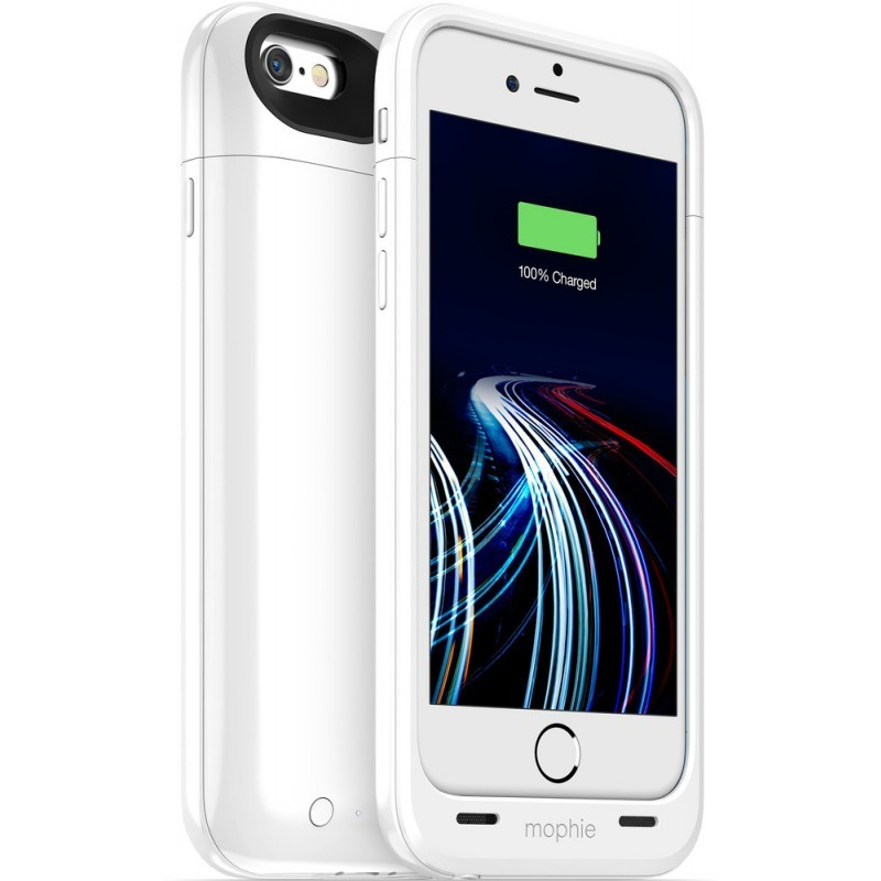Mophie juice pack ultra iPhone 6(S) 4000 mAh weiß