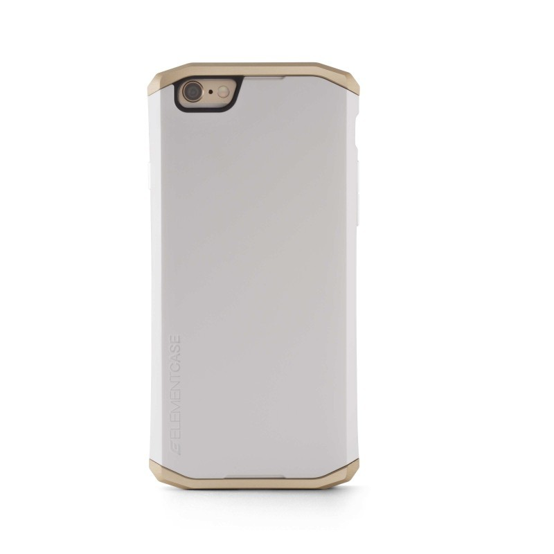 Element case Solace iPhone 6(S) weiß/gold