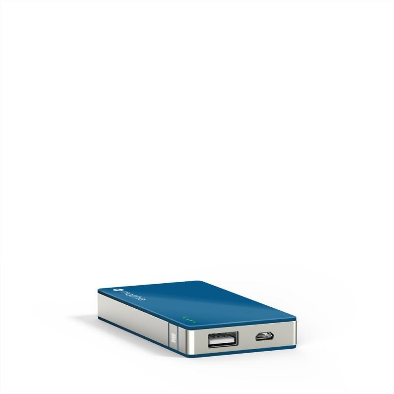 Mophie powerstation mini 2500 mAh blau