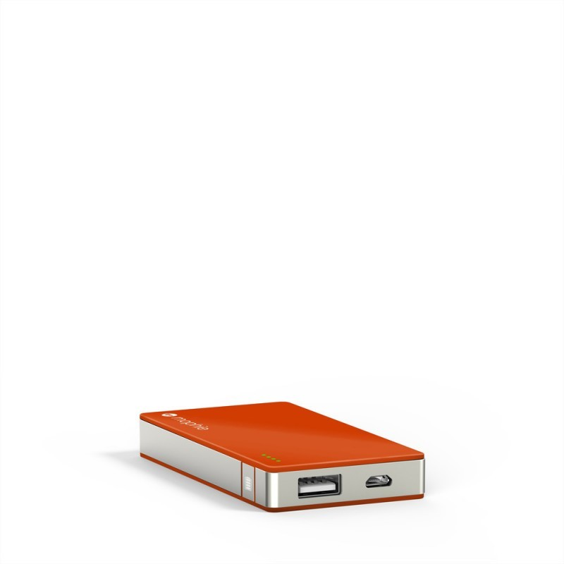 Mophie powerstation mini 2500 mAh orange