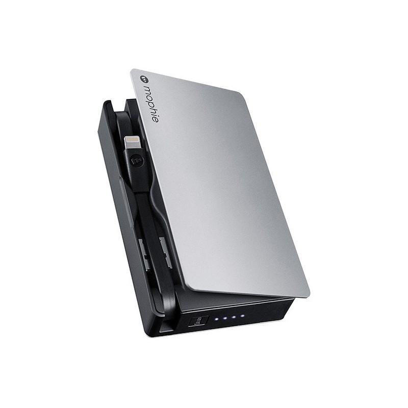 Mophie powerstation plus 12000 mAh Micro USB schwarz