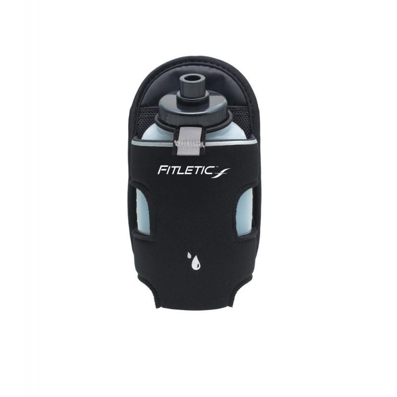 Fitletic Trinkflasche-Zusatz 250 ml schwarz