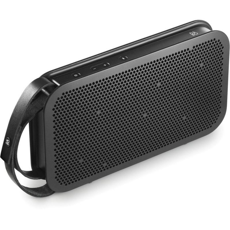 Bang & Olufsen BeoPlay A2 Bluetooth Lautsprecher schwarz