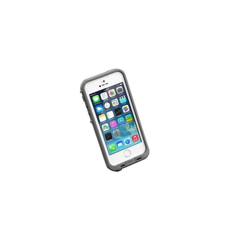 Lifeproof Fre Hülle iPhone 5(S)/SE weiß