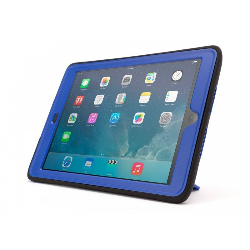 Griffin Survivor Slim case iPad Air 1 Blau/Schwarz