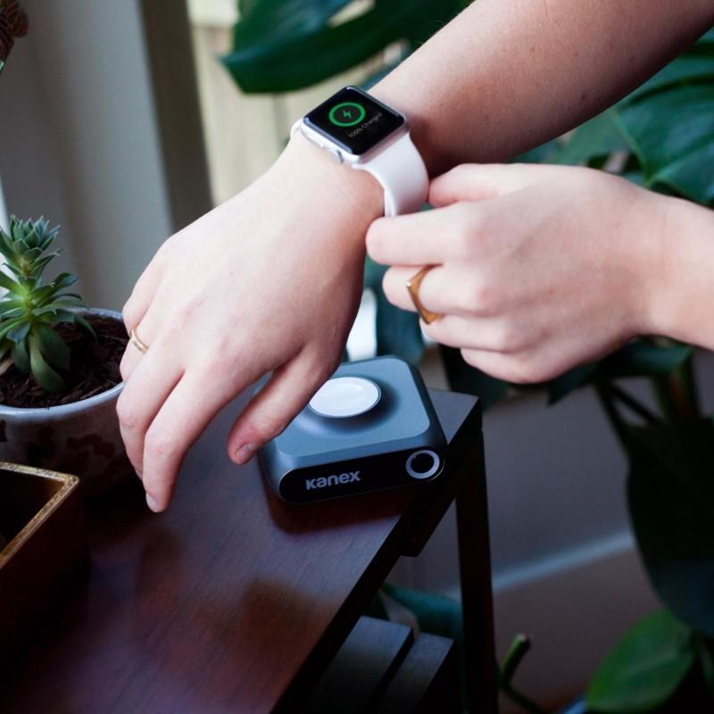 Kanex Battery Pack 4000mAh Apple Watch schwarz