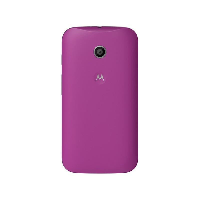 Motorola Shell für Motorola Moto E lila