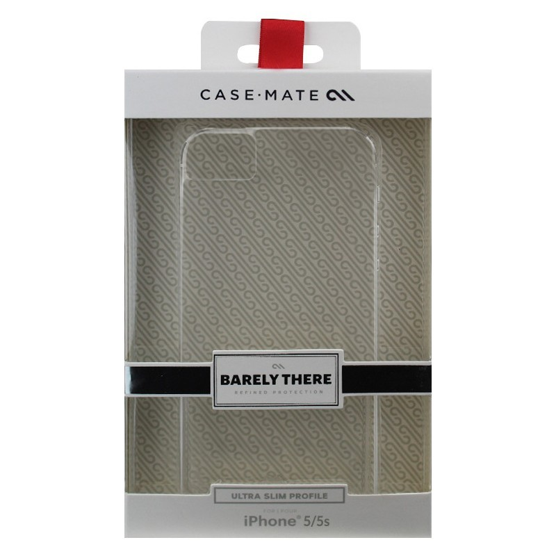 Case-Mate Barely There iPhone 5 / 5S Clear