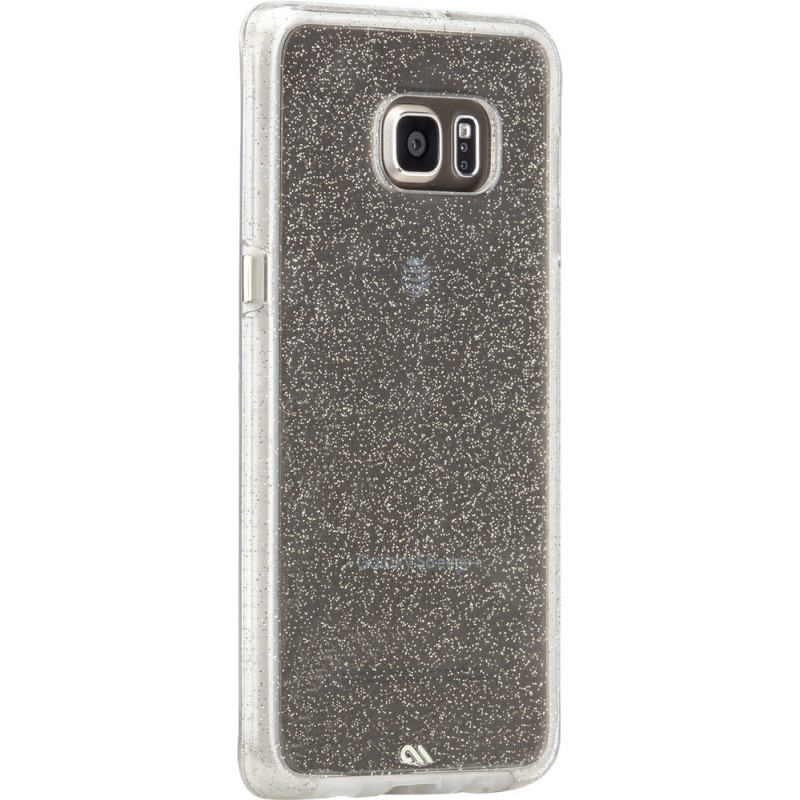 Case-Mate Sheer Glam Galaxy S6 Edge Plus Champagne
