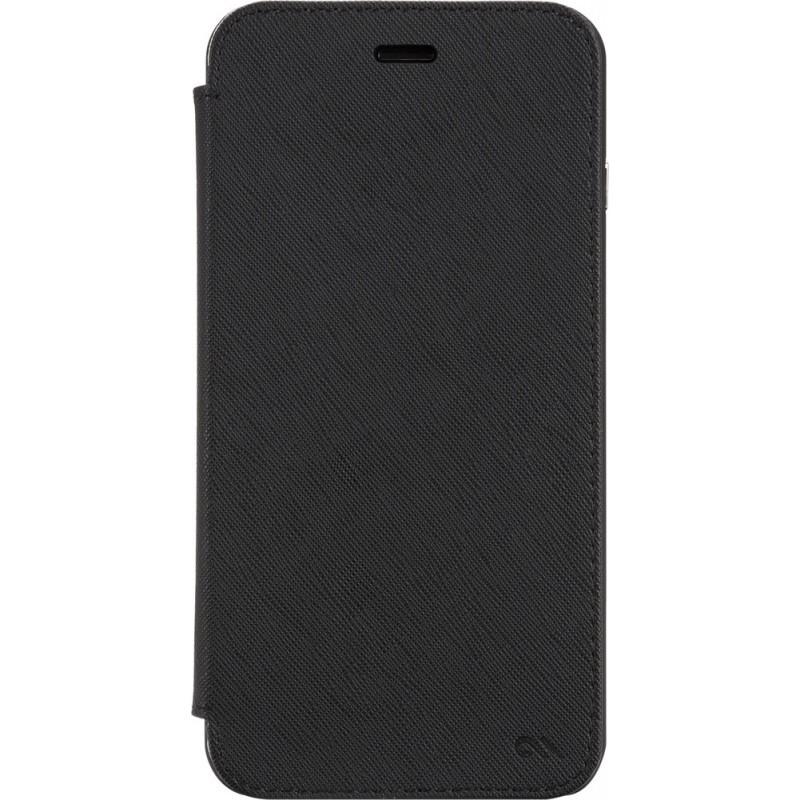 Case-Mate Stand Folio Case iPhone 6 Plus / 6S Plus Black / Grey