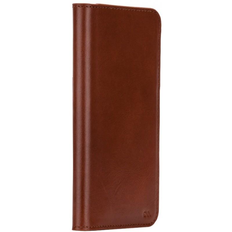 Case-Mate Wallet Folio Galaxy S6 Brown