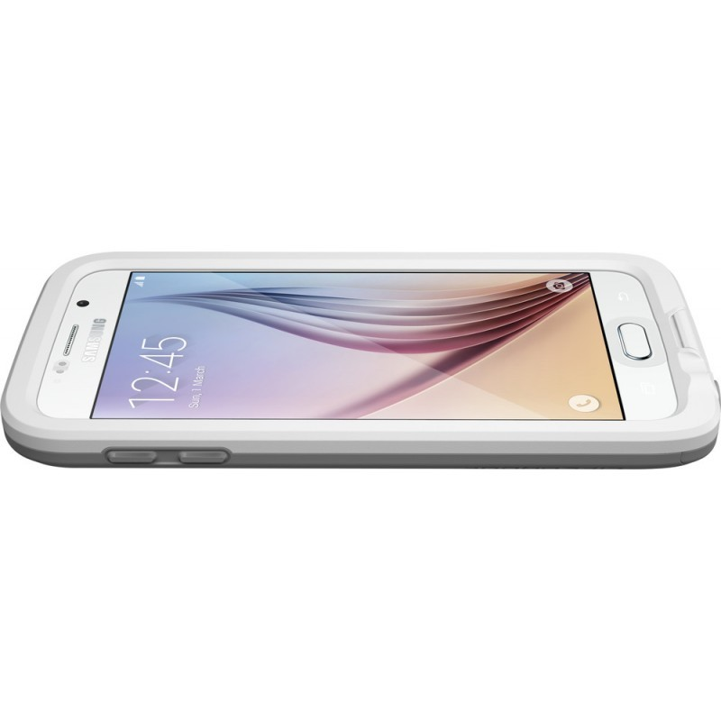 LifeProof Fre Case Galaxy S6 weiß