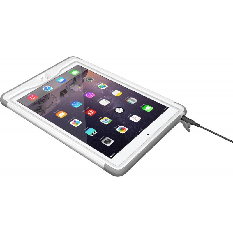Lifeproof Nüüd case iPad Air 2 Weiß