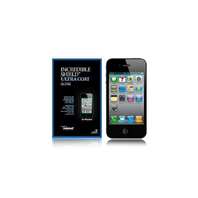 Spigen Incredible Shield iPhone 4(S) Full Body Protector Ultra Coat