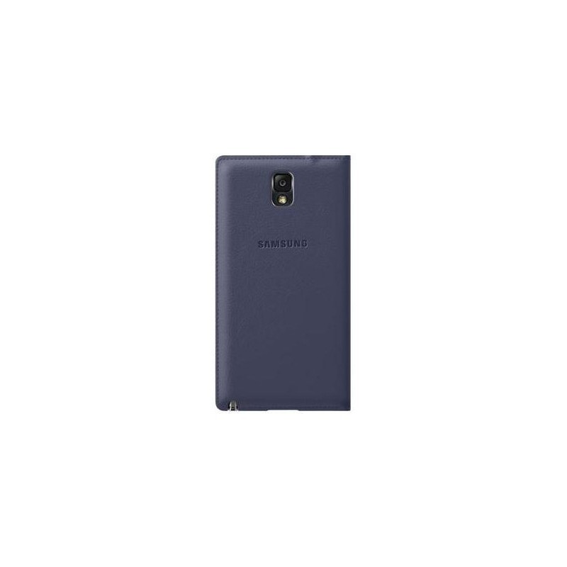 Samsung Flip Wallet Galaxy Note 3 blau