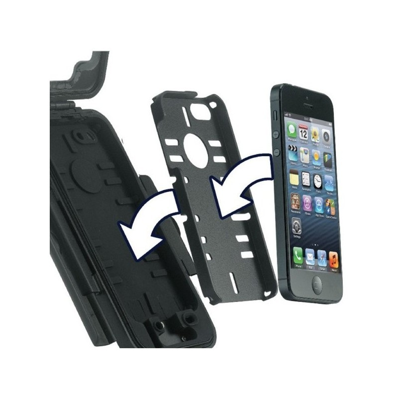 Tigra Fahrradhalterung (bike console) iPhone 5(S)/SE