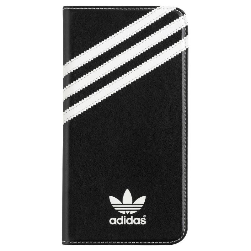 Adidas Basics Booklet iPhone 6 Plus / 6S Plus Black / White