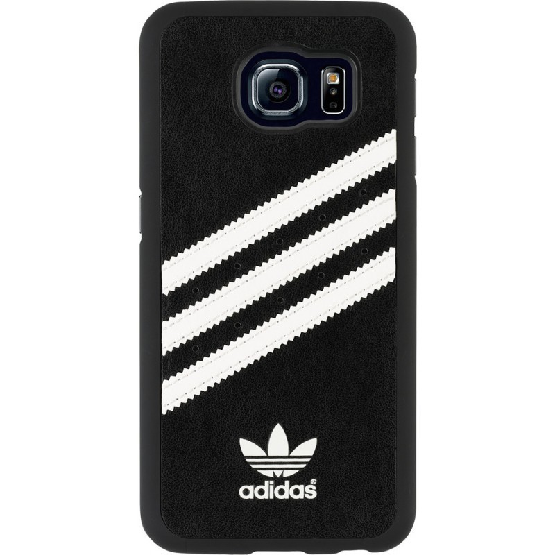 Adidas Basics Moulded Galaxy S6 Black / White