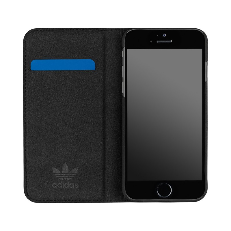 Adidas Booklet iPhone 6 / 6S Snake Black