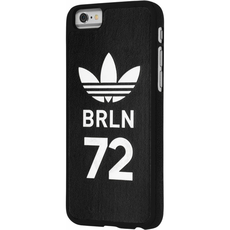 Adidas Moulded Case BRLN 72 iPhone 6 / 6S Schwarz