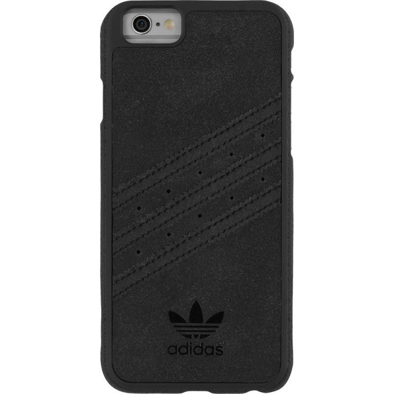 Adidas Vintage Moulded Case iPhone 6 / 6S Schwarz