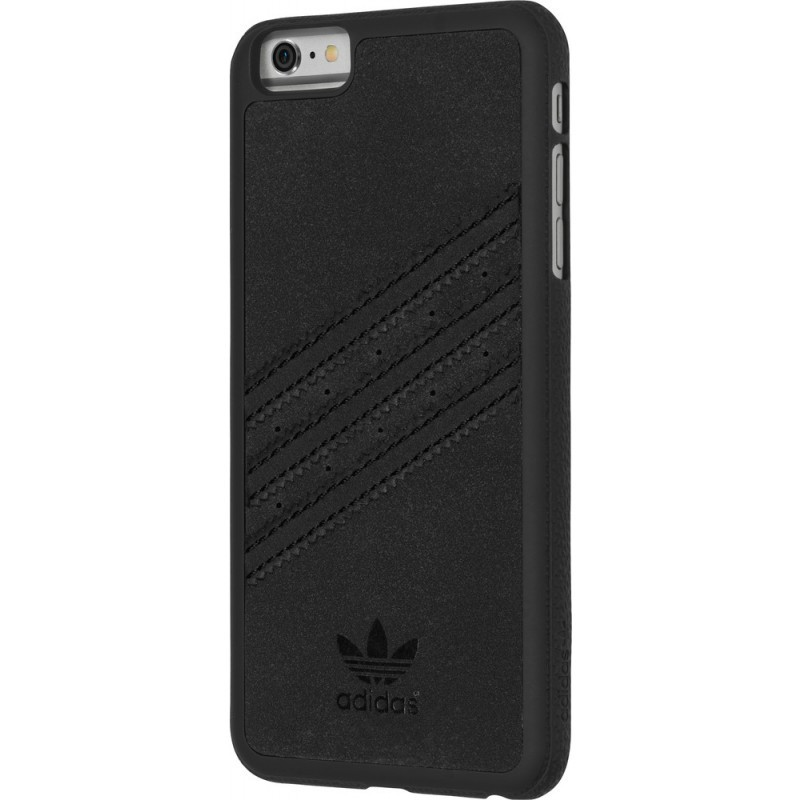 Adidas Vintage Moulded Case iPhone 6 Plus / 6S Plus Schwarz