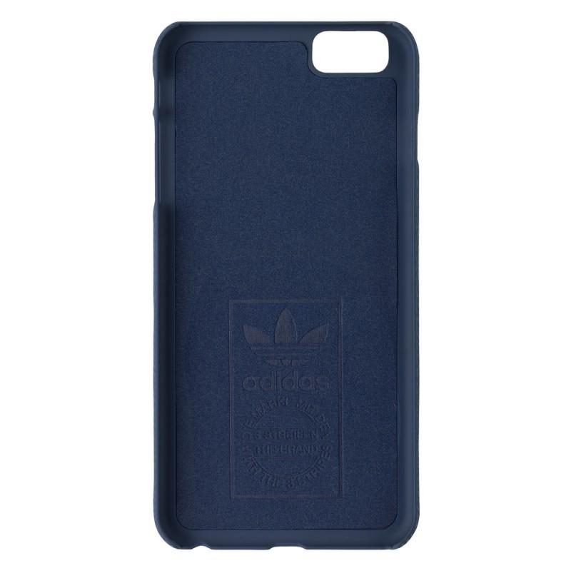 Adidas Vintage Moulded Case iPhone 6 Plus / 6S Plus Blau / Weiß