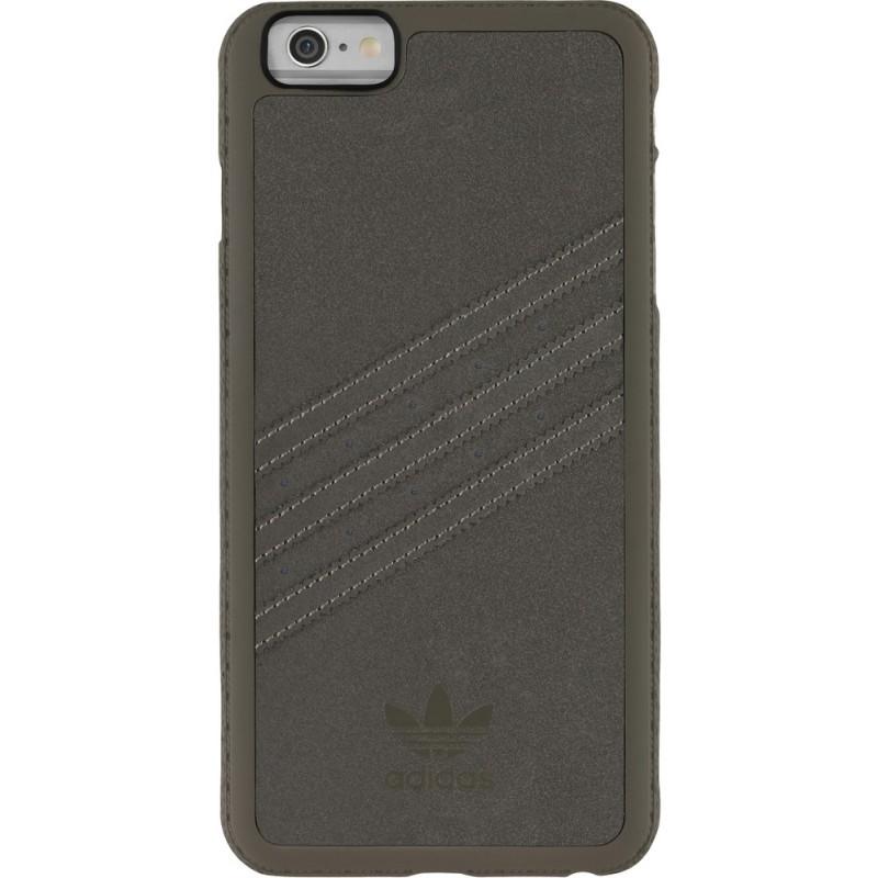 Adidas Vintage Moulded Case iPhone 6 Plus / 6S Plus Grau