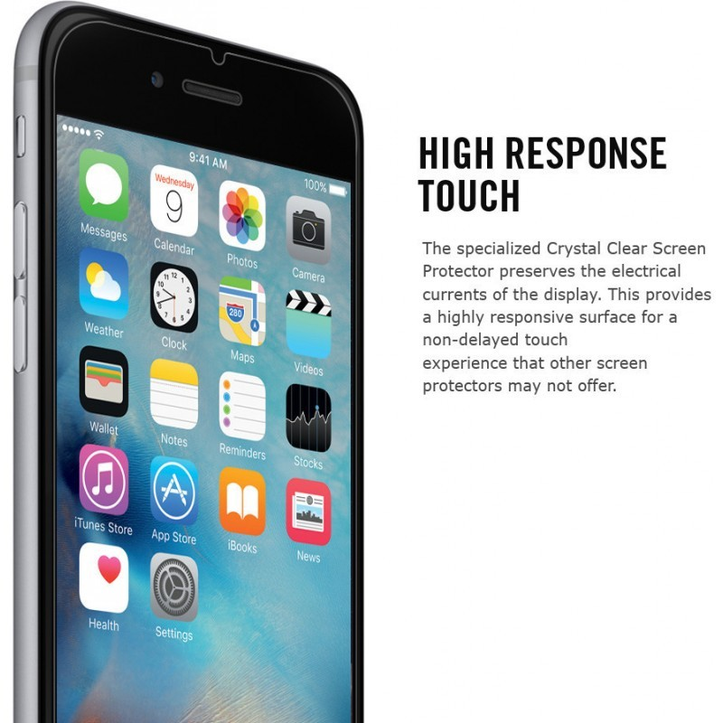 Spigen Crystal iPhone 6(S) Plus Screen Protector