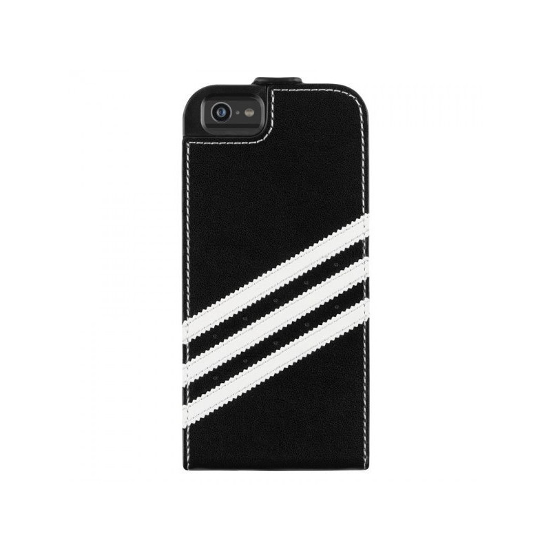 Adidas Flip Case iPhone 6(S) schwarz
