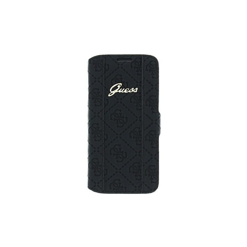 Guess Scarlett Galaxy S6 Book Case Black