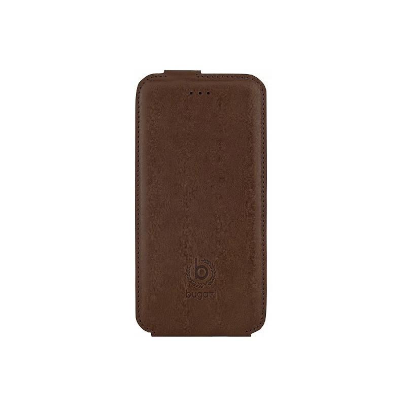 Bugatti Milano FlipCase iPhone 6 / 6S Brown