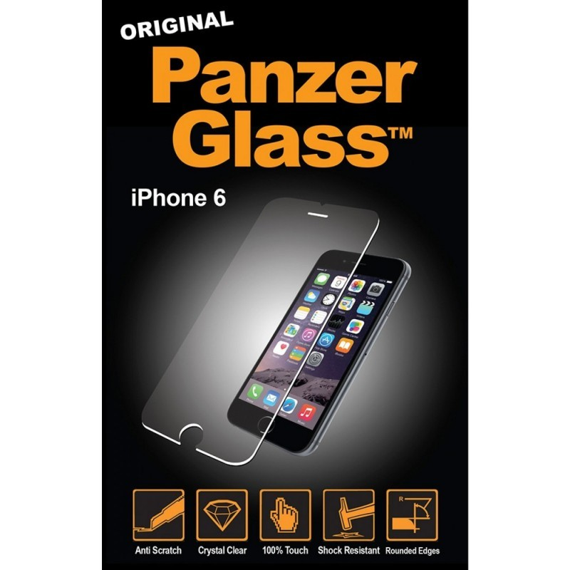 PanzerGlass iPhone 7 Glass Displayschutzfolie