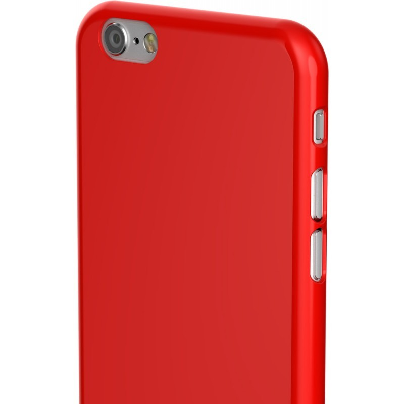 SwitchEasy Nude iPhone 6(S) Rot