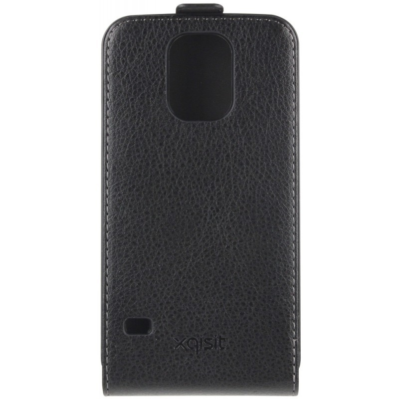 Xqisit Flip Cover Galaxy S5 Black