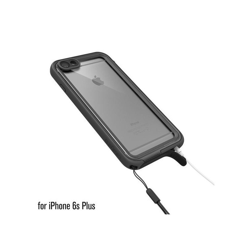 Catalyst waterproof Case iPhone 6(S) Plus schwarz
