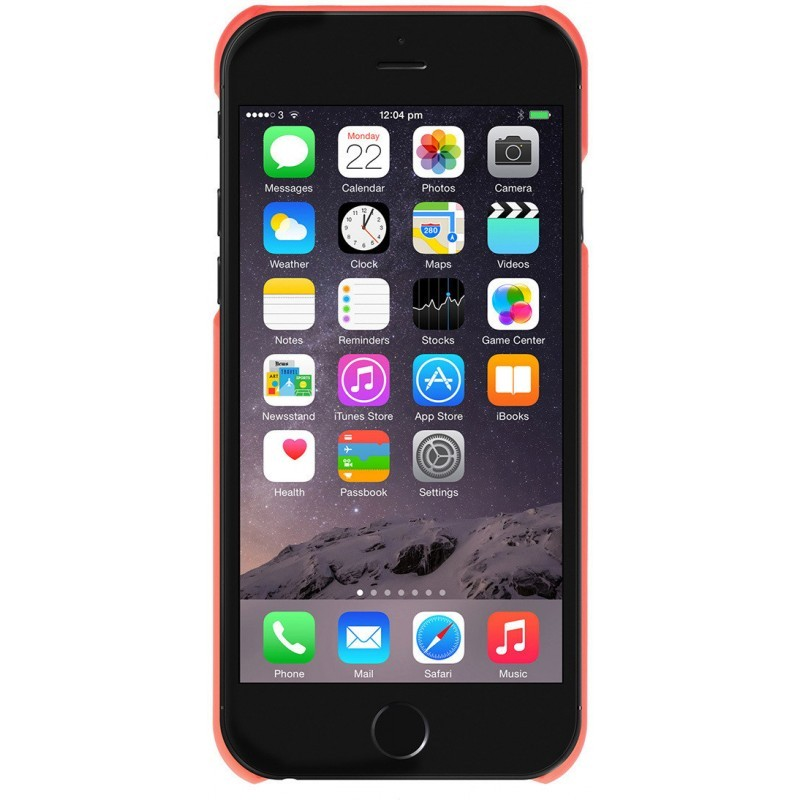 Native Union Clic Wooden iPhone 6 / 6S Coral