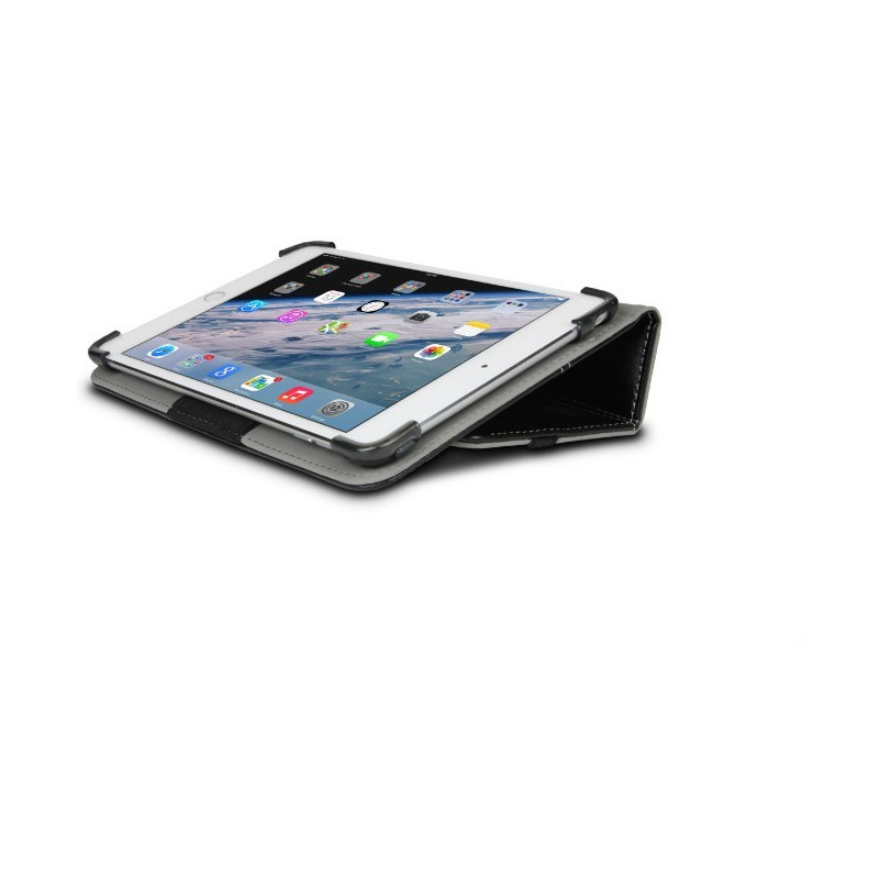 Leather Folio iPad mini 4 Black