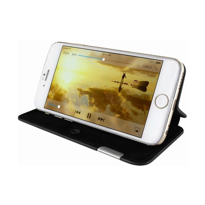 Piel Frama FramaSlim iPhone 6(S) Krokodil schwarz