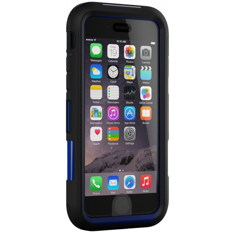 Griffin Survivor Summit iPhone 6 / 6S schwarz/blau